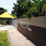 Mountbatten Suites entrance
