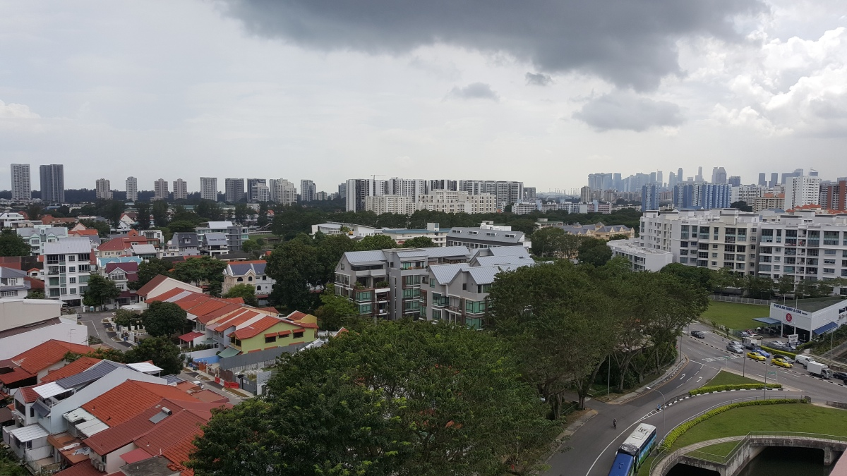 Freehold property at Katong-Paya Lebar for sale at $1M only!