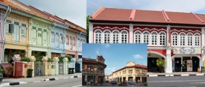 Joo Chiat/Katong Trail -- The Peranakan Heritage