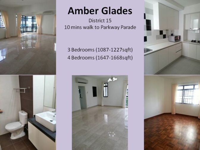 Amber Glades Apartments for Rent