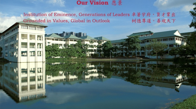 Heritage in Chung Cheng High School Gazetted