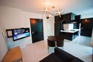 Mountabtten suites living