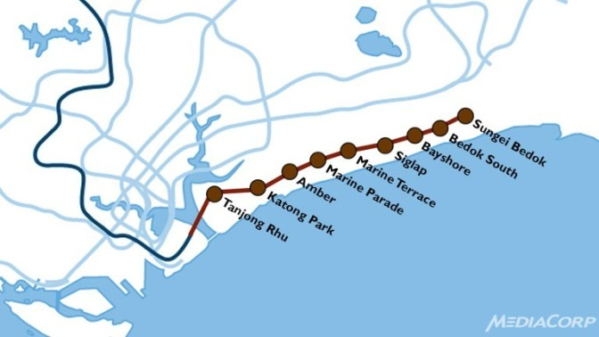 New TEL MRT Line may perk up home sales