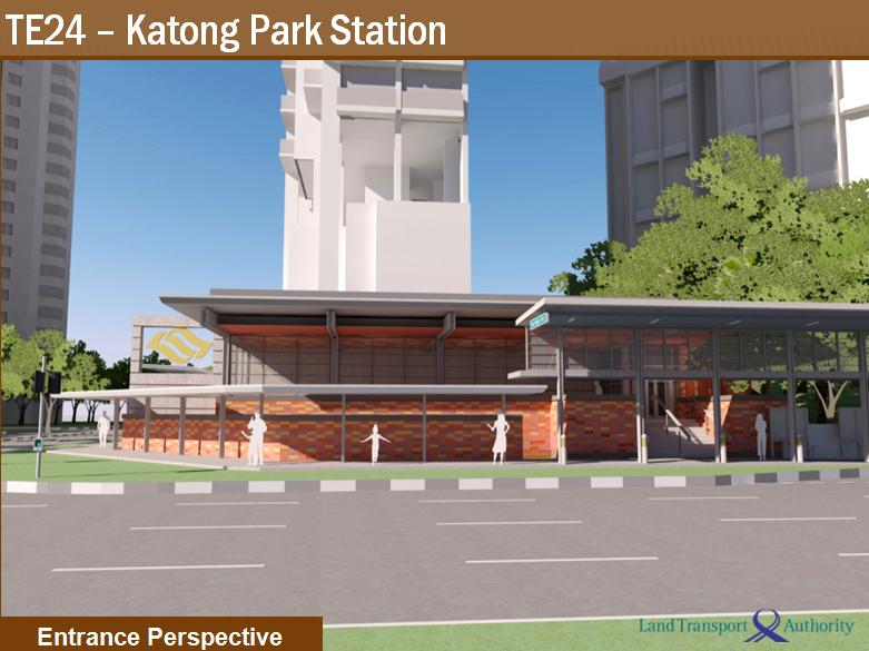 Tanjong Katong MRT Station