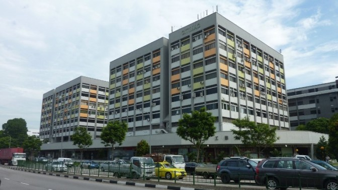 Macpherson-Paya Lebar Industrial site up for en-bloc sale