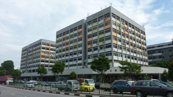Macpherson-Paya Lebar Industrial site up for en-bloc sale