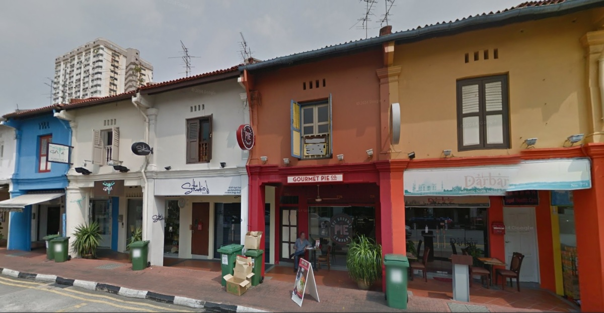 Investment choice shophouse in D7