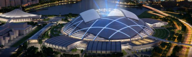 Winners for World Architectural Festival 2014 in Singapore (our Sports Hub is also a winner)