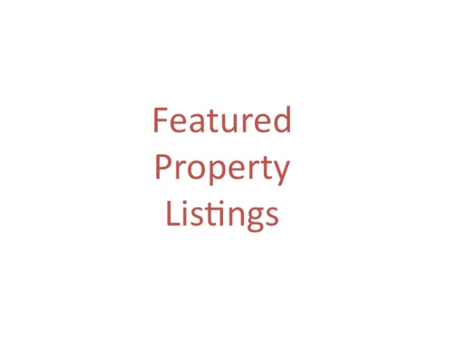 Feaured listings: Looking to rent/buy property?