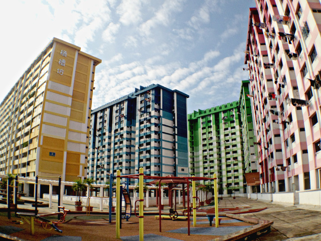 HDB resale prices has fallen 11.7% from 2013 peak