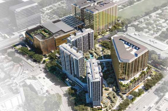 New Quarter in Paya Lebar by 2018