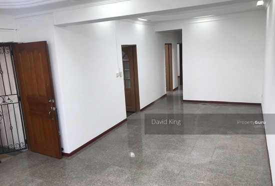 Guillemard area 3 bedder for rent