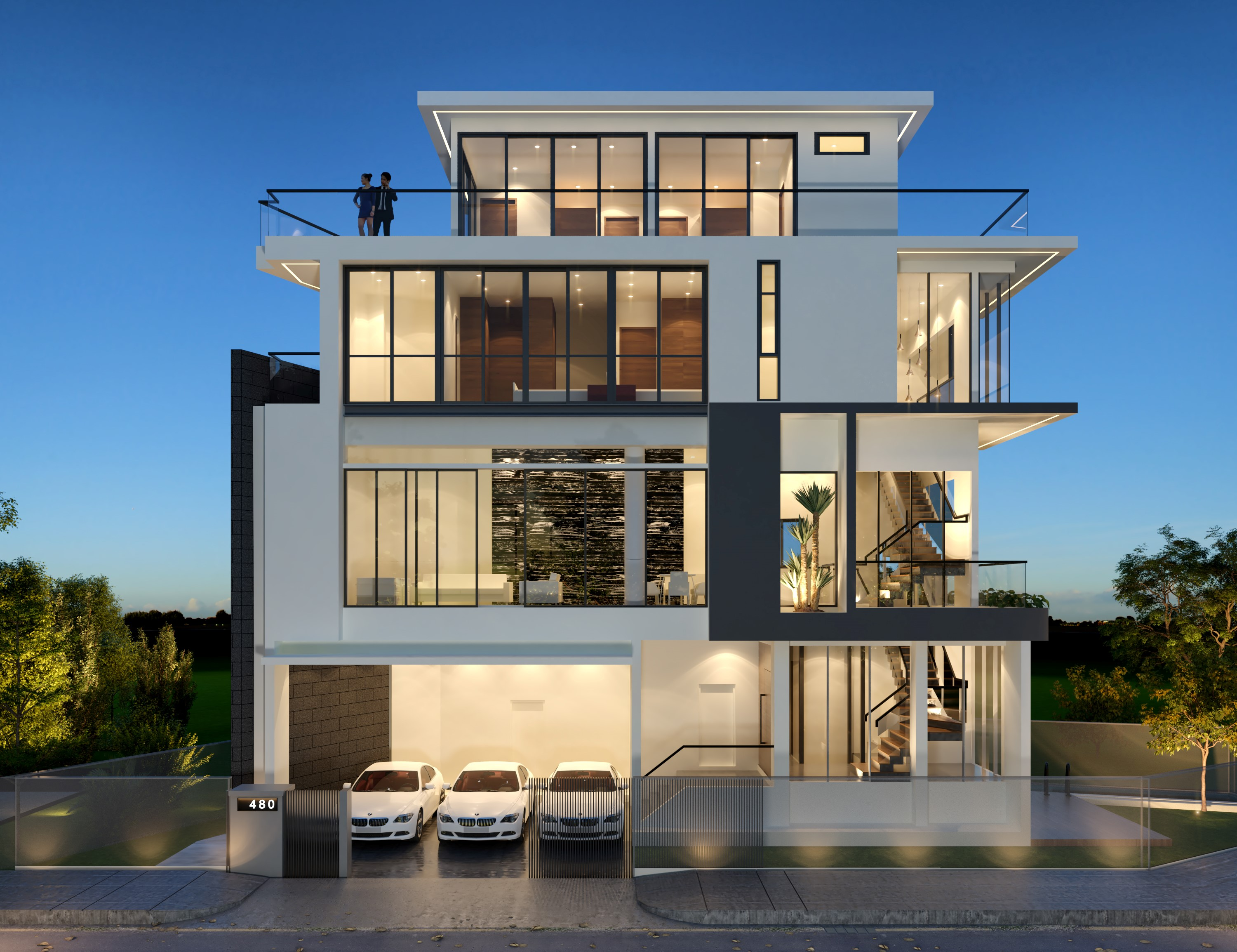 ARTIST IMPRESSION - 480 GUILLEMARD ROAD (FINAL)